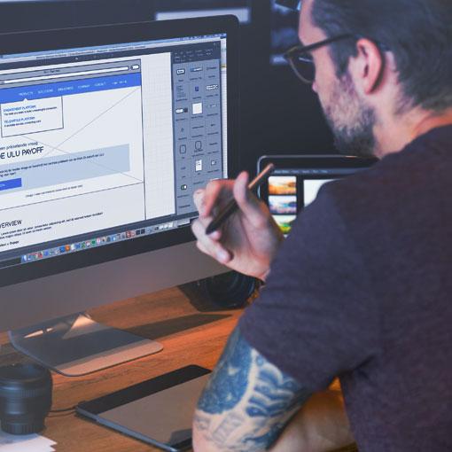 Shakers diensten voor digitale creatie